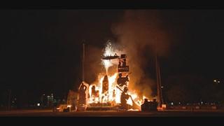 La Falla, le renouveau par le feu
