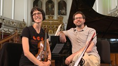 Concerts aux Iles du Bic | La passion créative de deux musiciens audacieux