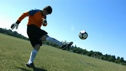 La physique du soccer