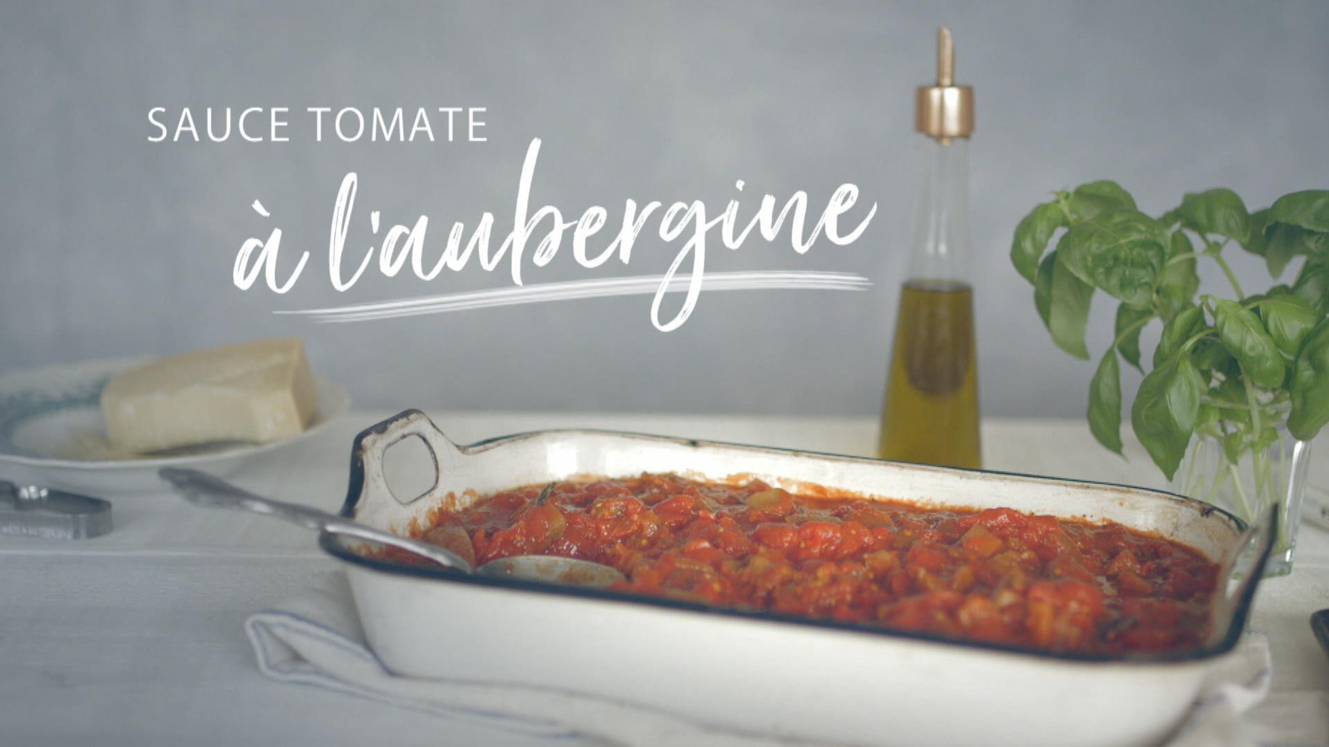 Sauce tomate l 39 aubergine cuisine fut e parents for Sauce tomate cuisinee