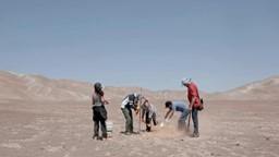 Faire pousser des patates sur Mars?