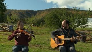 Sauvegarde et transmission de la musique traditionnelle… et des courges
