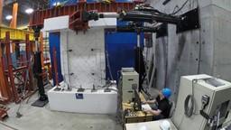 Recréer des tremblements de terre en laboratoire pour améliorer les normes en bâtiments cas de séisme.