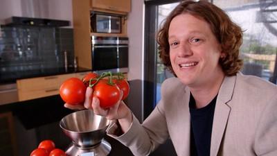 Les tiges de tomates