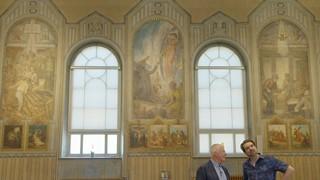 Les beautés de l'église Notre-Dame-de-la-Présentation