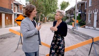 Sophie Prégent expose à Pierre-Yves les enjeux financiers du milieu artistique québécois | Partie 1