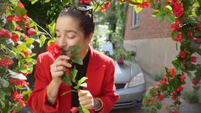 Mariana Mazza : la femme qui parlait aux plantes!
