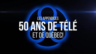 50 ans de télé et de Québec!