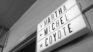 Les coulisses de Michel Rivard, Martha Wainwright et Tire le coyote