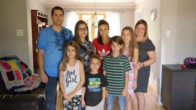Les finances d'une famille nombreuse