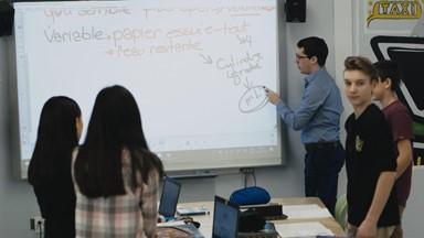 Des profs qui changent l'école