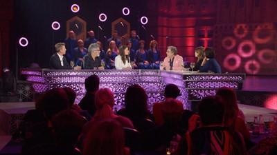 Réal Béland, Marie-Christine Blais, Cœur de pirate, Roseline Filion et Ricardo