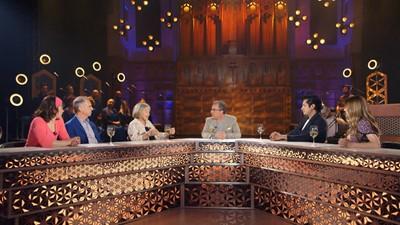 Micheline Lanctôt, Zachary Richard, Sugar Sammy, Julie Snyder et Colombe St-Pierre