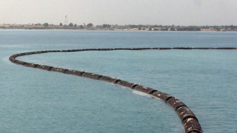 Canal de Suez : Chantier de l'extrême