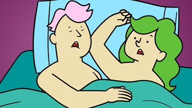 Porno et réalité