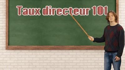 Pierre-Yves nous aide à comprendre le taux directeur des banques