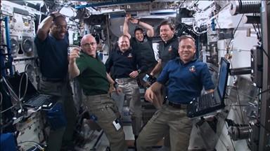 ISS Megastructure de l'espace