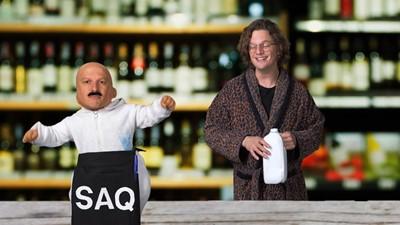 Quand vous achetez du vin, quelle est la marge de profit pour la SAQ?