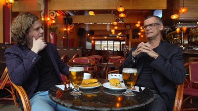 Conférencier et modèle d'affaires : discussion avec Sylvain Boudreau