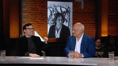 Hommage au peintre Jean-Paul Riopelle
