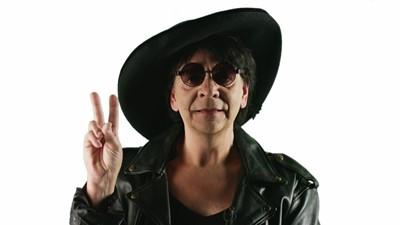 Entrevue de Marc Labrèche avec Yoko Ono