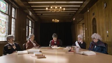 L'Académie française, avec Pascale Bussières