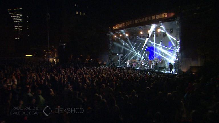 Le Festival d'été de Québec accueille Belle et Bum pour célébrer l'Acadie et le Québec
