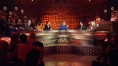 Lou-Adriane Cassidy, Véronique Cloutier, Hugue Dufour, Philippe J. Fournier et Jean-Marc Généreux