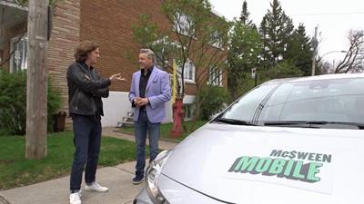 Pierre-Yves rencontre l'entrepreneur François Lambert