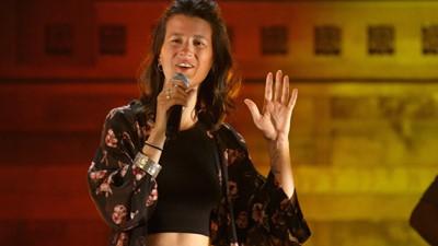 Prestation musicale Stéphanie Bédard