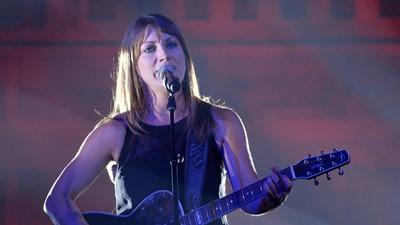 Prestation musicale Geneviève Jodoin