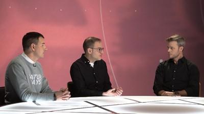 Le pouvoir de la chronique télé, avec Hugo Dumas et Richard Therrien