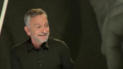 Le dramaturge Michel Marc Bouchard