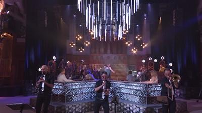 Performance musicale de Kathleen Fortin