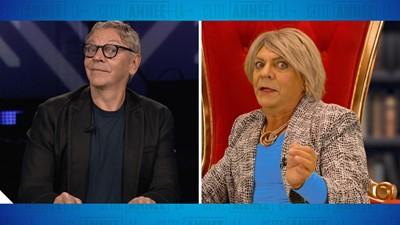 Entrevue de Marc Labrèche avec Denise Bombardier