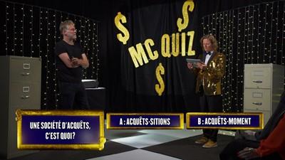 Fred Savard teste ses connaissances financières au McQuiz!