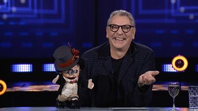 Marc Labrèche le ventriloque