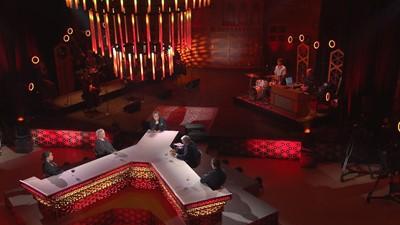 Roméo Dallaire, François Papineau, Klô Pelgag, Francine Ruel et Martine St-Victor
