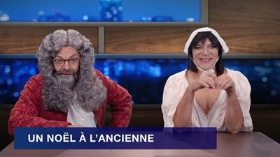 Denis Lévesque et Pascale Wilhelmy version Nouvelle-France