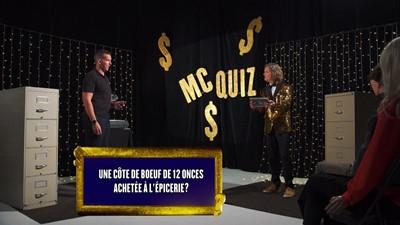 Au McQuiz, cette semaine…