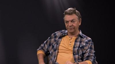 Entrevue de Marc Labrèche avec Jeff Fillion