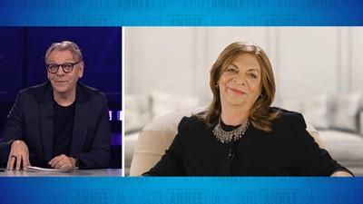 Entrevue de Marc Labrèche avec Nathalie Petrowski
