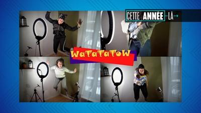 Clin d'oeil à Watatatow avec Ariel Charest