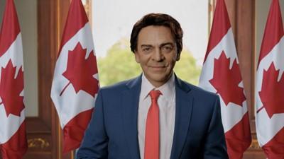Discours de Justin Trudeau et Éric Duhaime
