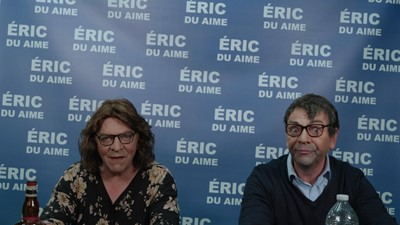 Claire Samson et Éric Duhaime - Partie 1