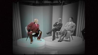 Pénélope McQuade s'entretient avec Jean-Paul Sartre et Simone de Beauvoir